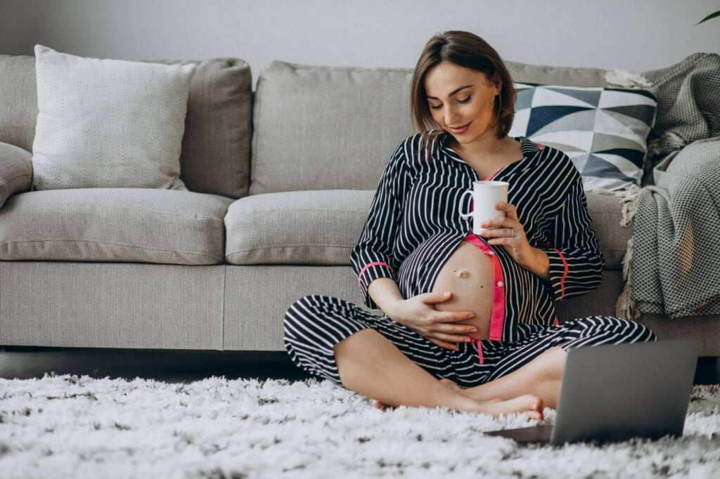 Eten en drinken tijdens de zwangerschap